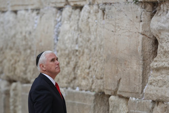 Image result for mike pence mount temple
