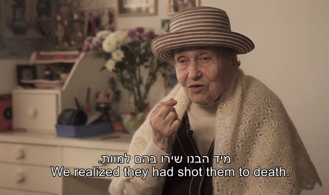 Holocaust Survivor Manya Bigunov: Israel was our dream for many years
