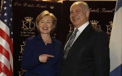 Clinton and Netanyahu: Friends again?