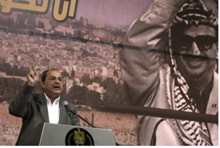 MK Ahmed Tibi commemorates Arafat