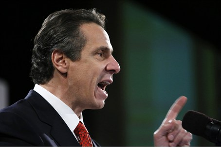 NY Governor calls for more action on gun cont