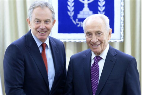 Blair and Peres