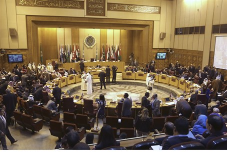 Arab League: Stalemate in Peace Talks is All Israel's Fault
