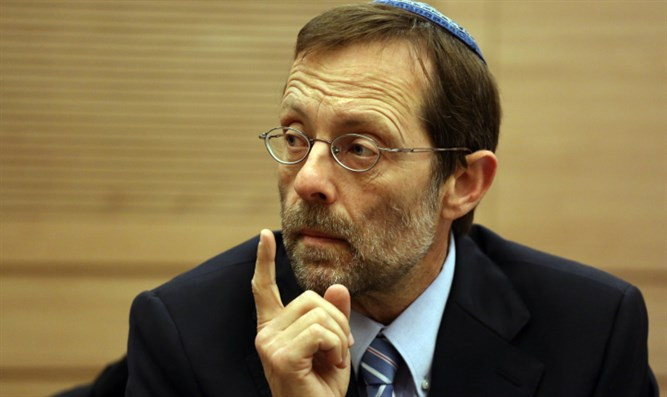 'You'll have to kill me before you stick a syringe in me': Feiglin distrusts COVID vaccine
