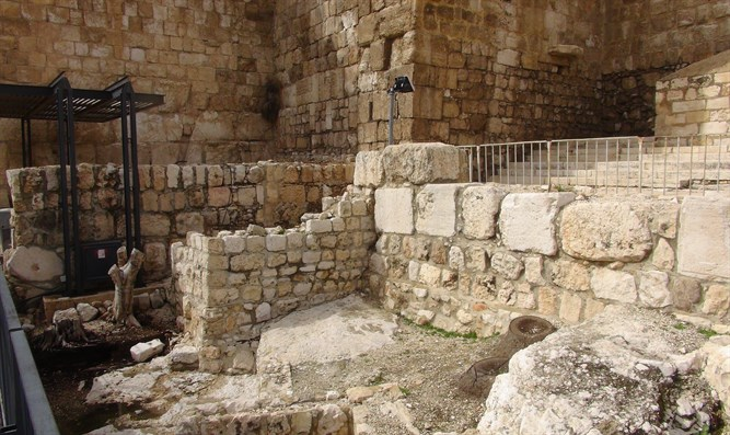 Watch: Second Temple Mikvas restored near Temple Mount