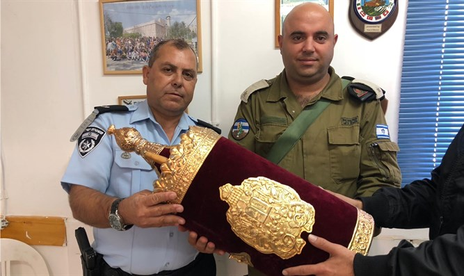 Stolen Torah scrolls recovered - with PA police assistance