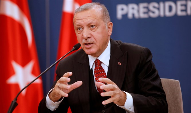 Turkey's interference in Israel's affairs expanding