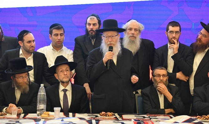 The haredim's message to Netanyahu: We will not go with you to a fifth election