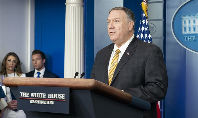 Pompeo: All options are on the table to stop Iran